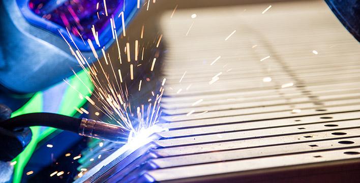 Welding and sheet metal